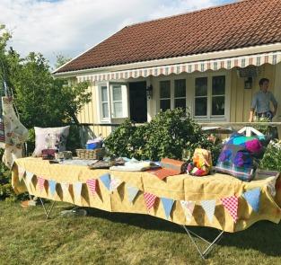 Trädgårdsvernissage 2017